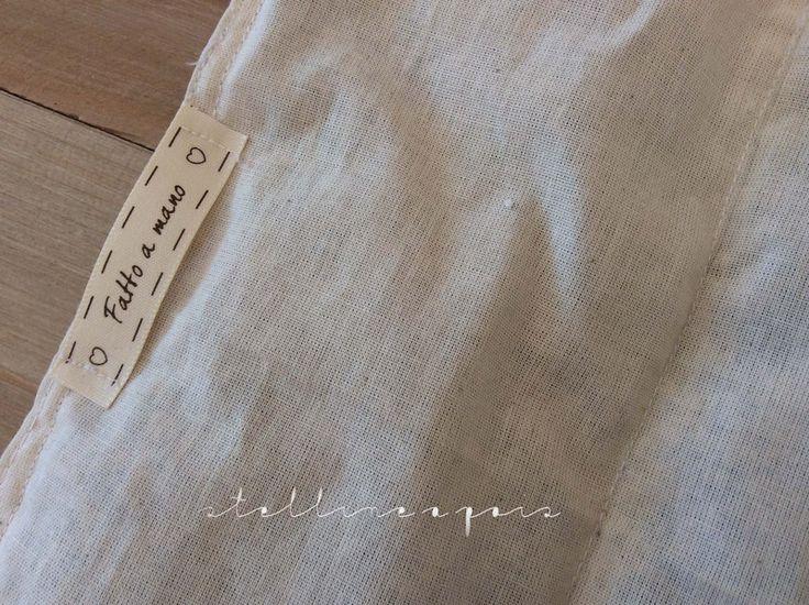 Cuscini - cuscino in pula di farro, di miglio e camomilla. - un prodotto unico di stellineapois su DaWanda