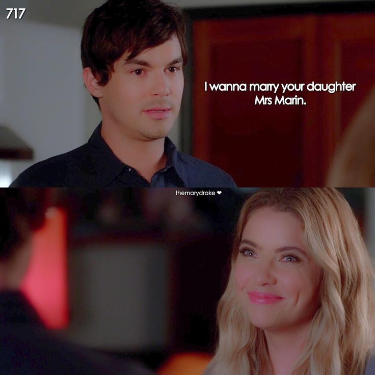 "#PLL 7x17 ""Driving Miss Crazy"" - Caleb and Hanna"