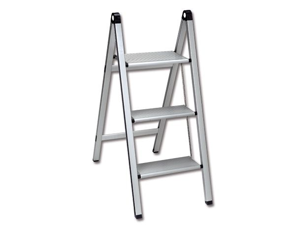 Stabilomat Normat Klapptritt  (3 Stufen, Arbeitshöhe: 2,75 m)