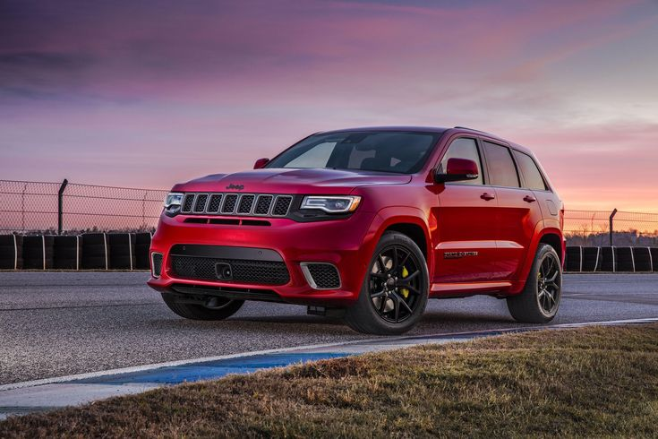 Everything you need to know about the 2018 Jeep Grand Cherokee Trackhawk, including impressions and analysis, photos, video, release date, prices, specs, and predictions from Roadshow.