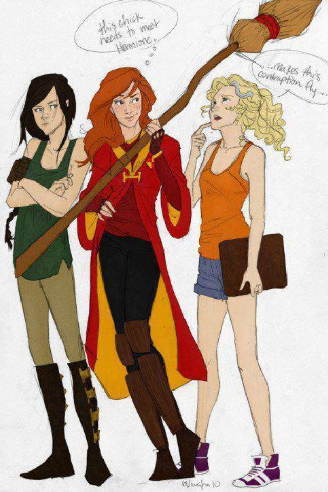 Harry Potter Percy Jackson Crossover The Seven Demigods Are Still N Fanfiction Fanfict Percy Jackson Crossover Harry Potter Crossover Percy Jackson Fan Art