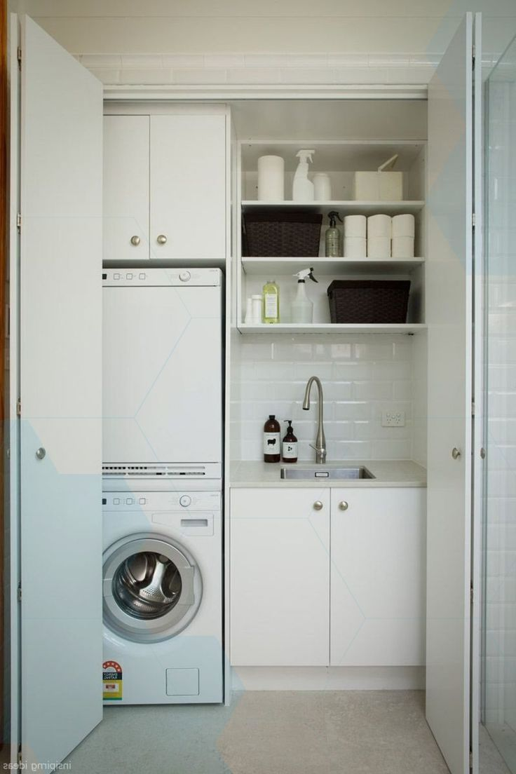 10 Clever Small Laundry Room Design Ideas Laundry Room Layouts
