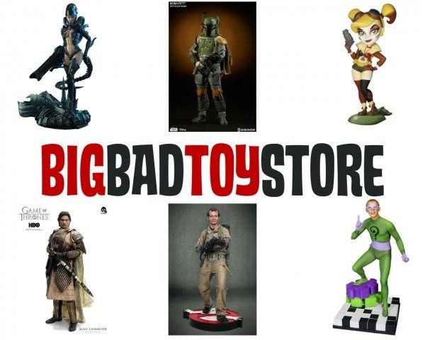 BBTS Sponsor News: Black Friday, Bruce Lee, Star Wars, Transformers, Alien, Ghostbusters, Game of Thrones & More!