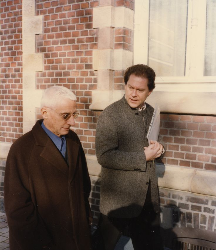 Alessandro Mendini e Peter Weiss (Bremen 1996)