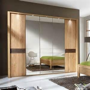 Fresh Suche Schlafzimmer kleiderschrank spiegeltueren eiche venditora Ansichten