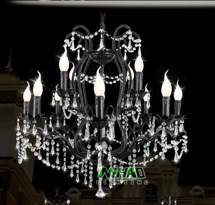 110 Best Victorian Crystal Chandelier Images On Pinterest