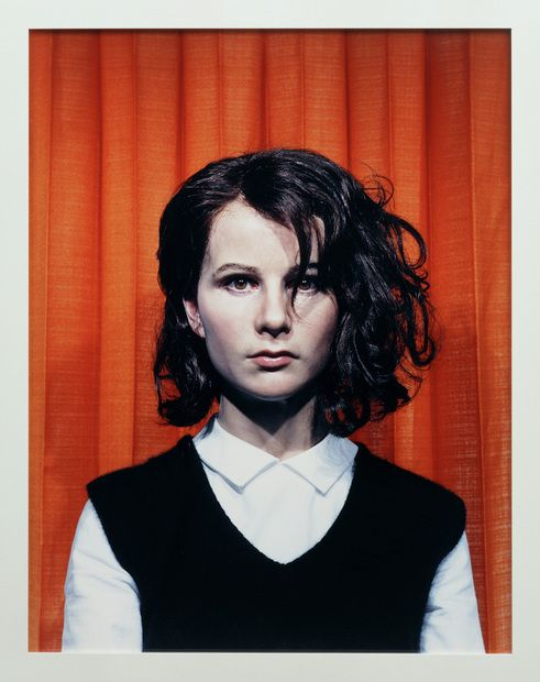 Gillian Wearing - Self Portrait at 17 Years Old