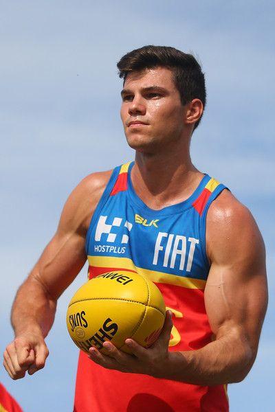 Jaeger O'Meara Photos: Gold Coast Suns Training Session
