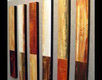 Bekijk dit @Behance-project: \u201cWall Sculpture:  mixed media paintings on birch\u201d https://www.behance.net/gallery/749025/Wall-Sculpture-mixed-media-paintings-on-birch