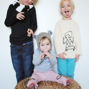 Beautiful totos in Coos and Knits