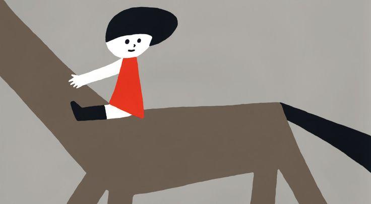 Adorable Illustrations from Japanese Illustrator Kanae Sato