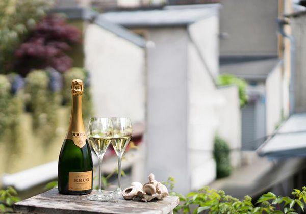 Le Krug Festival à Paris #champagne #art #gastronomie