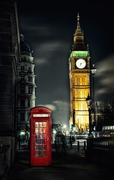London...beautiful!