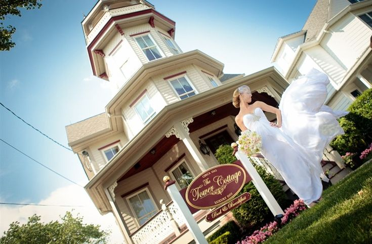 The Tower Cottage A Romantic Luxury Inn in Point Pleasant Beach, New Jersey | B&B Rental
