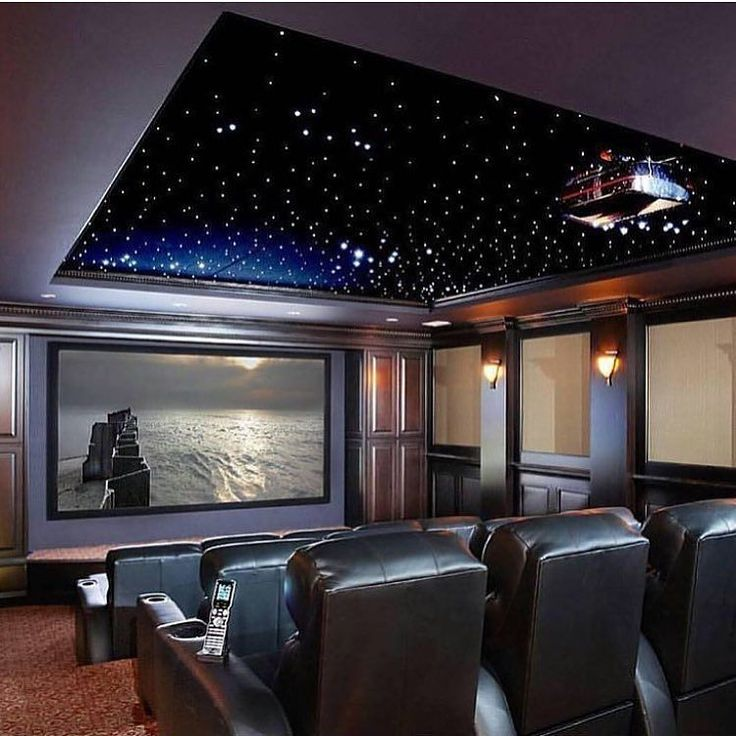 15 Awesome Basement Home Theater Cinema Room Ideas: 25+ Best Ideas About Home Cinema Room On Pinterest