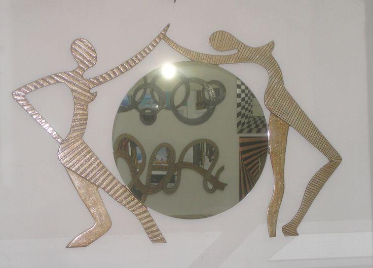 HAND MADE MIIROR BY WOOD.-Δείγμα απ τη μεγαλύτερη  γκάμα χειροποίητων καθρεφτών στην Ελλάδα. .-Το σύνολο μπορείτε να το δείτε στο/// www.x-esio.gr