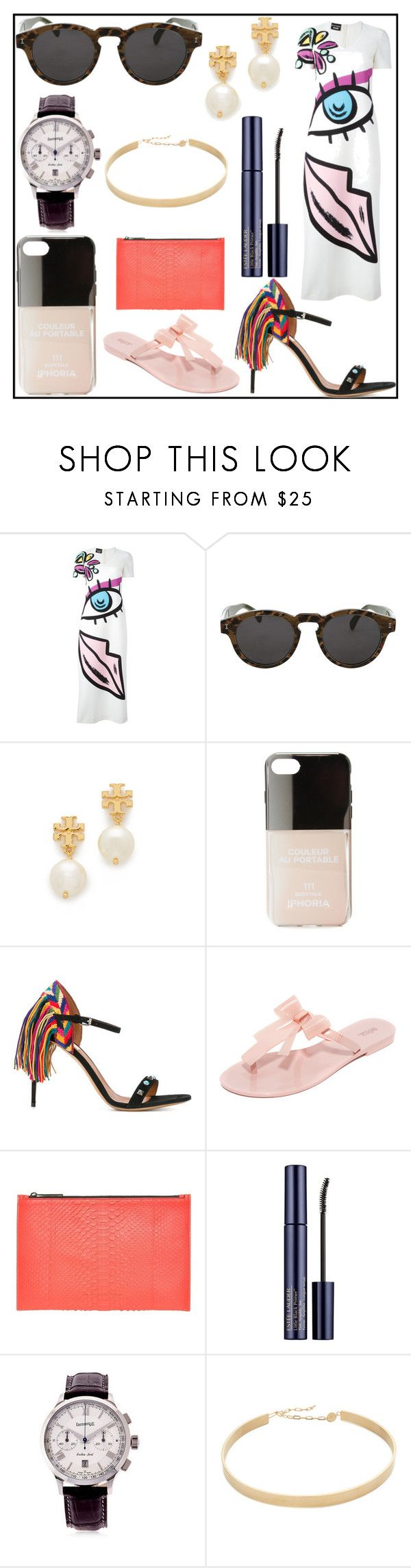"""""""Fashion for all"""" by denisee-denisee ❤ liked on Polyvore featuring Boutique Moschino, Illesteva, Tory Burch, Iphoria, Valentino, Melissa, Victoria Beckham, Eberhard & Co. and Jennifer Zeuner"""