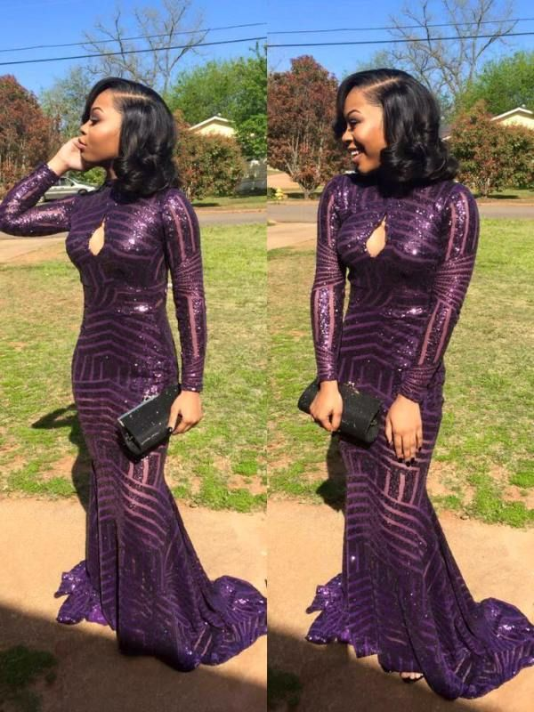 30 Black Girls Who SLAYED Prom 2016 | Black Girl with Long Hair
