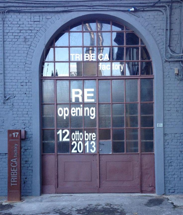 re-opening party!  #tribecafactory #prato #design #interiordesign