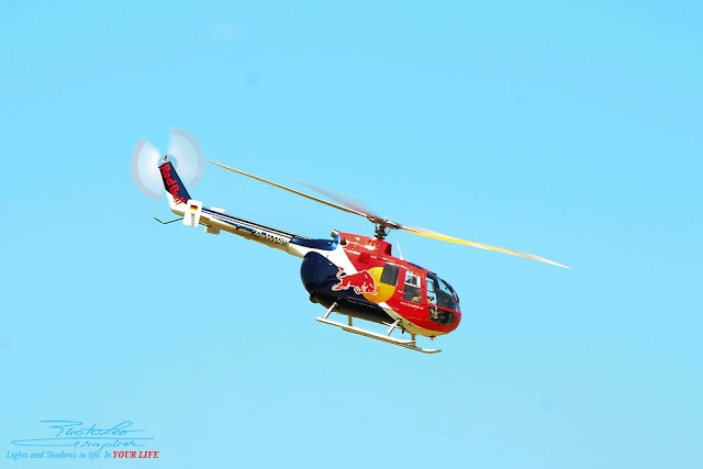 Eurocopter BO 105 Flying Bulls