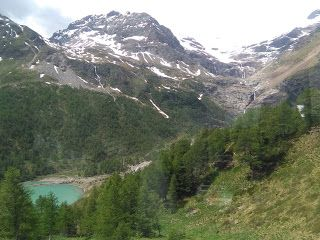 Licencjonowany Pilot Wycieczek do Włoch: Kolejką wąskotorową po Szwajcarii w kierunku Włoch...