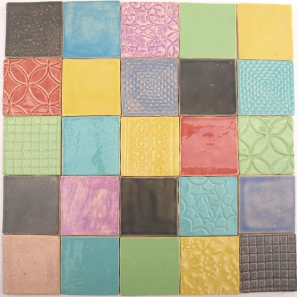 kafle pastelowe w dekornia na DaWanda.com