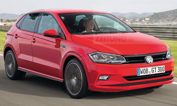 VW Polo 6 (2017)