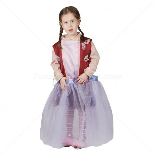 Fairy Princess Dress Up Vest - costume play with weighted therapy benefits.