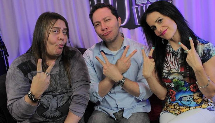 Chuck and Stacey are keeping the peace with the super talented and versatile Sam Riegel.