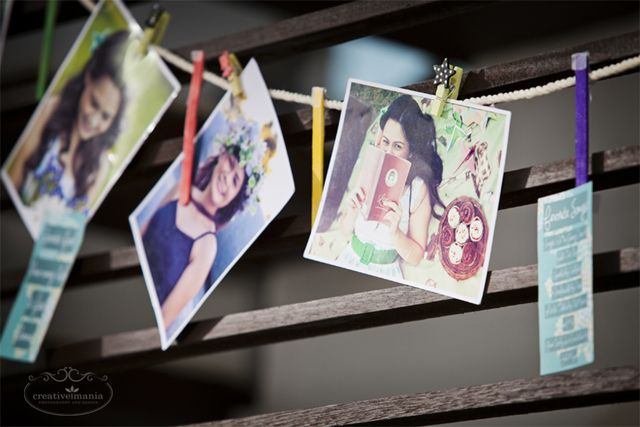 Get your crafty hands busy with these DIY décor ideas for your debut.