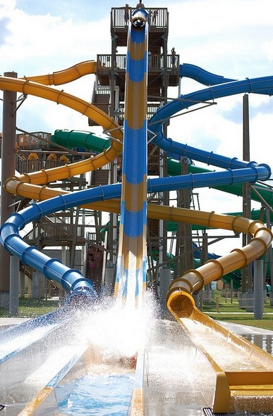 17 Best Slides And Attractions Images On Pinterest Sea