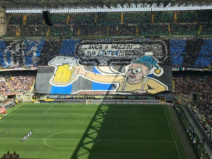 Inter vs Milan, Derby della Madonnina 15.04.2017