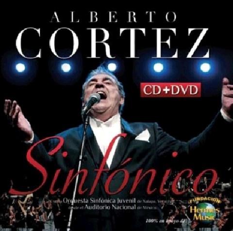 En 2010 Alberto Cortez se unió a quienes presentan y graban un concierto Sinfónico. Teniendo como escenario el Auditorio Nacional y acompañado por la Orquesta Sinfónica Juvenil de Xalapa, el artista se esfuerza en superar las secuelas del infarto que sufrió a mediados de los 90's. Desde entonces Cortez ha preferido los conciertos acompañado sólo por un pianista, y en éste algunas canciones son así y otras se montan sobre los arreglos para el piano.     http://youtu.be/hT50r-AUxR4