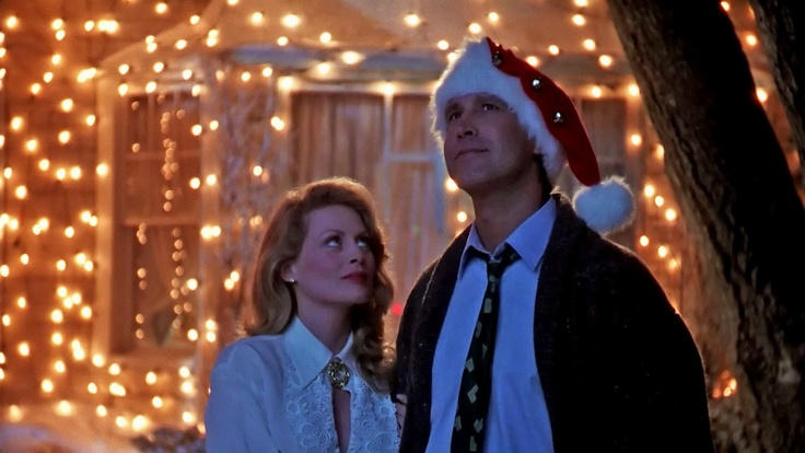 National Lampoons Christmas Vacation. One of the funniest Christmas movies ever!