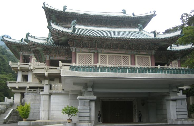 17 best images about north korea on pinterest soldiers - Mansions in south korea ...