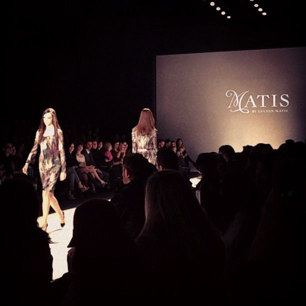 MATIS by Lucian Matis ready-to-wear FW2013
