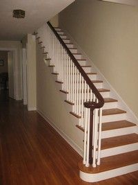 Basement Stairs Ideas 13 best basement ideas images on pinterest | stairs, banisters and