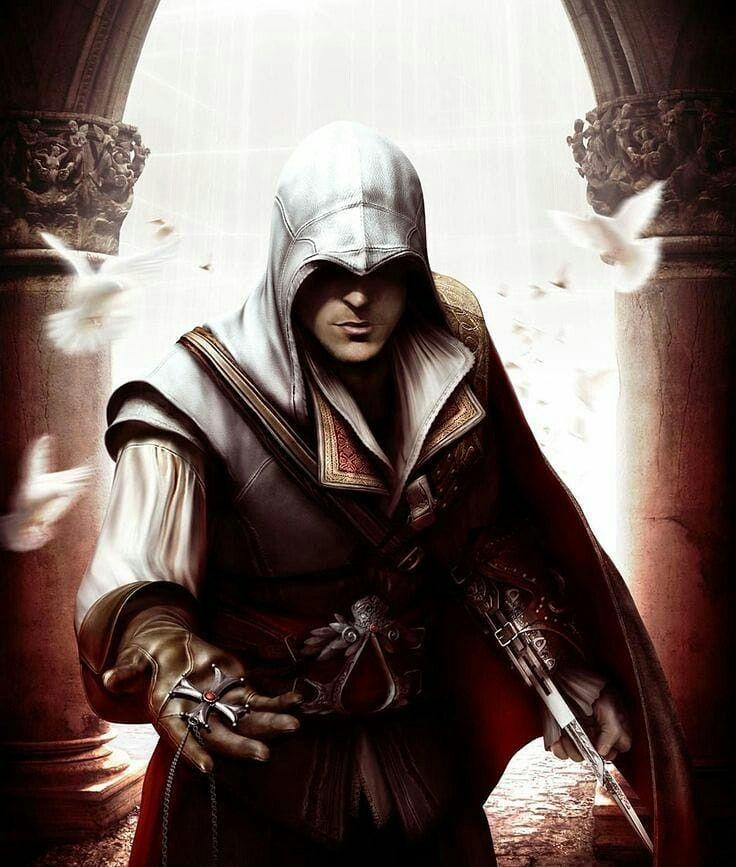 Ezio auditore - assassin creed 2 | Asesins creed, Assasins cred, Guerreros