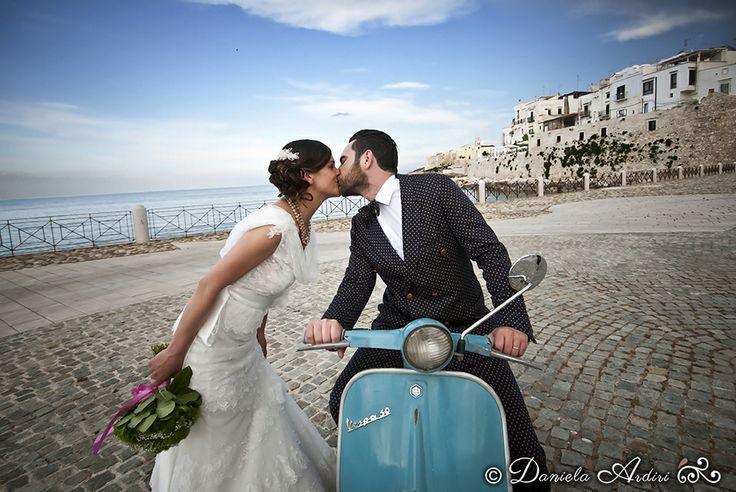 Chiara & Rocco // Vieste http://www.ardiriphotowedding.com/