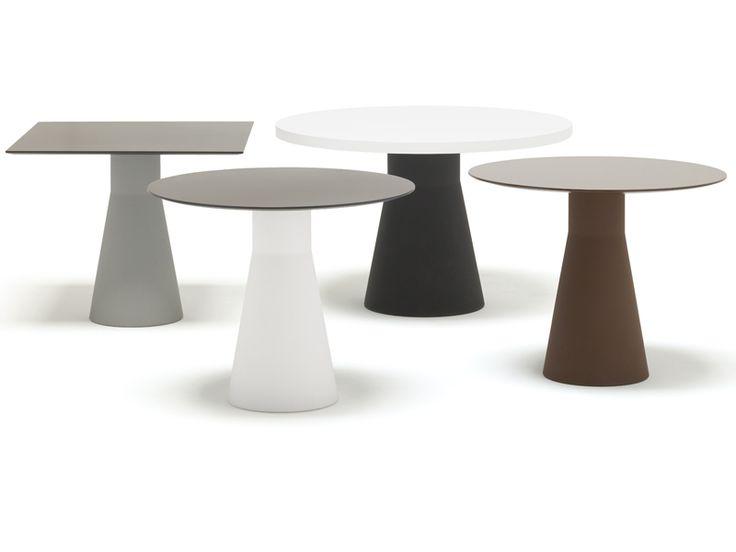 REVERSE Стол by Andreu World дизайн Piergiorgio Cazzaniga