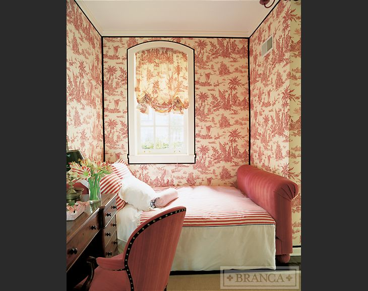 Bedroom Decorating Ideas Totally Toile: 110 Best Images About Decorating With Toile On Pinterest