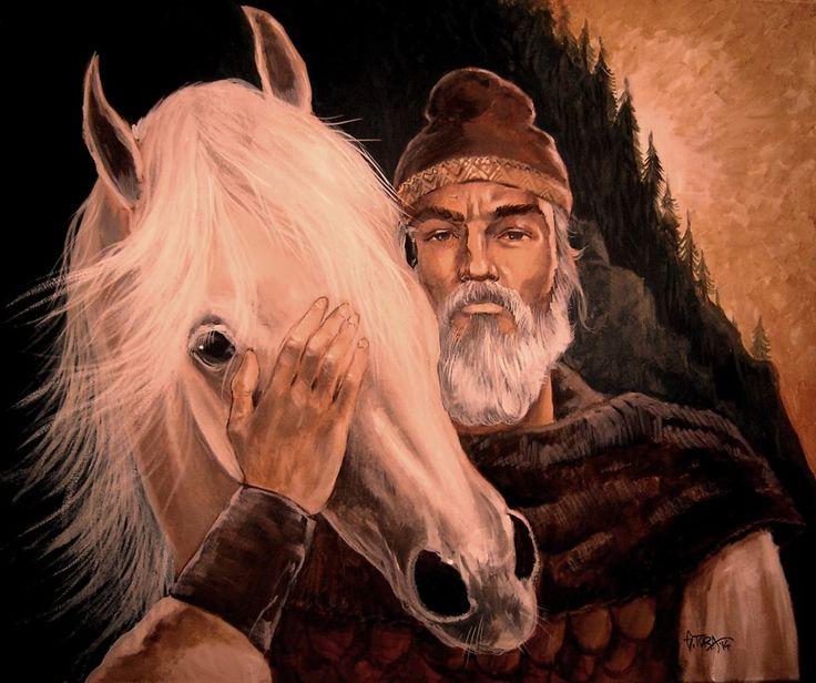 A Noble Dacian (Tarabostes/ Pilleati)