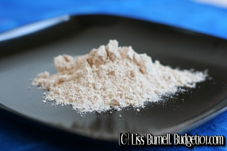 Burned Flour Diaper Rash Remedy- Diaper rash can come on rather quickly, particularly when a baby is teething or experiencing allergies to various foods, a switch from diaper brands, etc. Here is a simple, do it yourself remedy to quickly soothe away diaper rash.