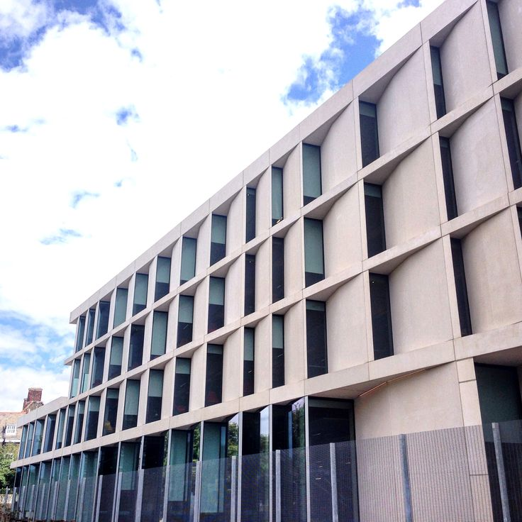 A new Architecture School in Greenwich