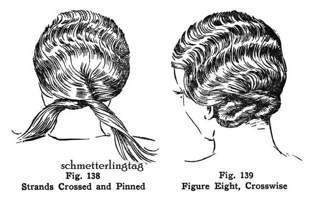 Fur Sie Wenn Sie Wollten Eine Stilvolle Flapper Sein Wahrend Der Womany Tugend Aka Langeres Flapper Hair Long Hair Styles Historical Hairstyles