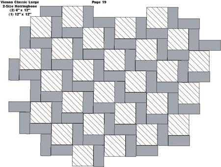 paving patterns 2 sizes - Google Search