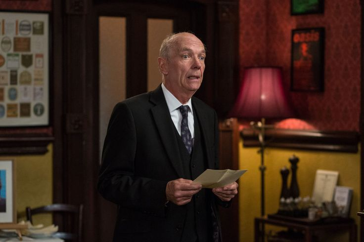 EastEnders spoiler: Pam and Les clash as Paul's funeral day continues  - DigitalSpy.com