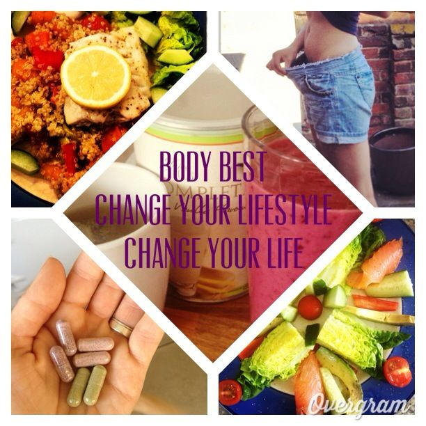You can seriously change your life with Body Best & Juice Plus. REAL nutrition, REAL food, REAL results!