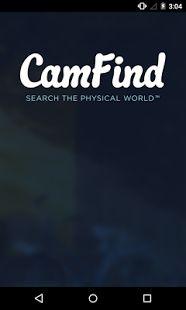 CamFind - Visual Search Engine: app que pesquisa por qualquer coisa a partir de uma imagem https://play.google.com/store/apps/details?id=com.msearcher.camfind