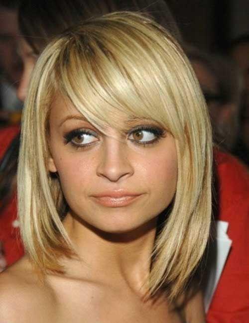 Coupes de cheveux à la mode: 20 Coupes de cheveux de Nicole Richie Bob 15 # Coiffures